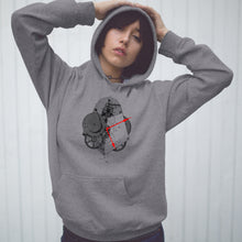 Load image into Gallery viewer, Clock patent hoodie - Sigma Shirts