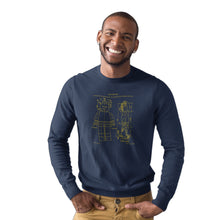 Load image into Gallery viewer, Lego patent sweatshirt - Sigma Shirts