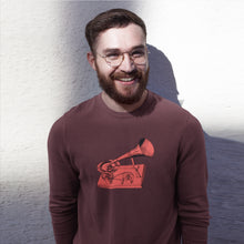 Load image into Gallery viewer, Gramophone sweatshirt - Sigma Shirts