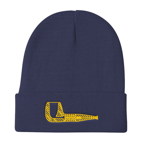 Pipe knit beanie - Sigma Shirts