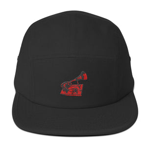 Gramophone Five Panel Cap - Sigma Shirts