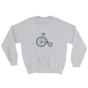 High-wheel bicycle Sweatshirt - Sigma Shirts