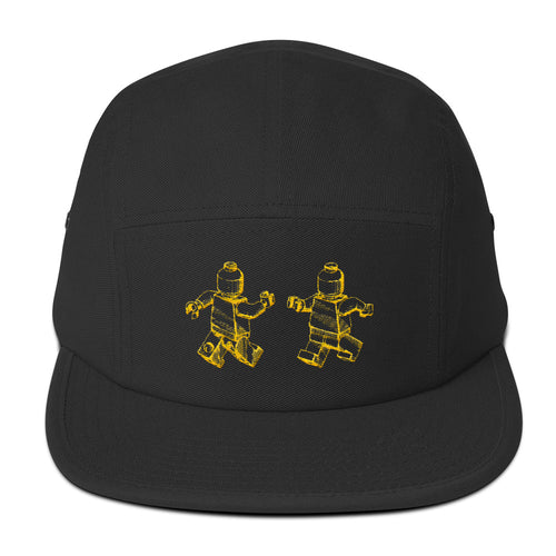 Lego Five Panel Cap - Sigma Shirts