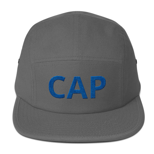 Cap Five Panel Cap - Sigma Shirts