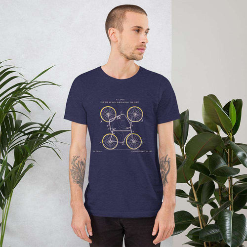 4-wheel bike t-shirt - Sigma Shirts