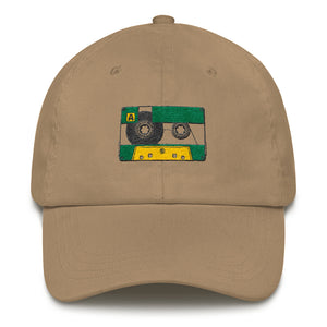 Cassette tape dad hat - Sigma Shirts