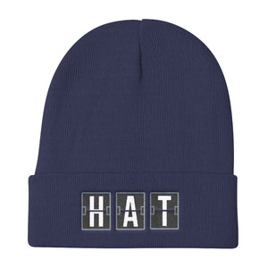 HAT Knit Beanie - Sigma Shirts
