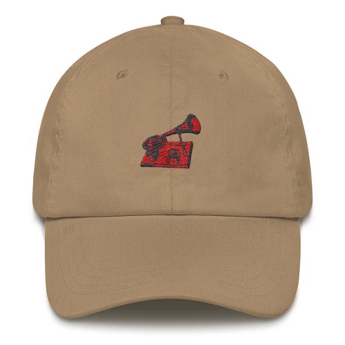 Gramophone dad hat - Sigma Shirts