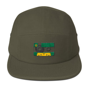 Cassette tape Five Panel Cap - Sigma Shirts