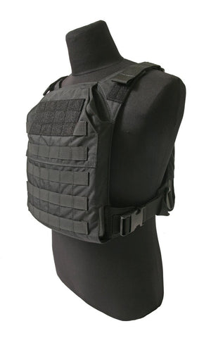 Grey Ghost Minimalist Plate Carrier - Canadian Tactical Cowboy Supplies - CTCSupplies.ca