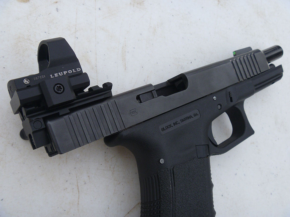 Strike Industries Rear Sight Mount For Glock Pistol - Canadian Tactical Cowboy Supplies - CTCSupplies.ca