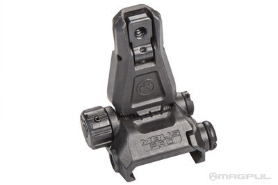 Magpul MBUS Pro Back-Up Sight - Rear - Canadian Tactical Cowboy Supplies - CTCSupplies.ca