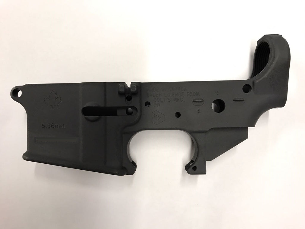 Colt Canada Diemaco AR15 Stripped Lower Receiver