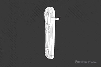 Magpul Rubber Butt-Pad - Canadian Tactical Cowboy Supplies, Ltd. - 1