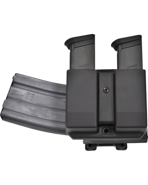 Blade-Tech Revolution AR Mag + Double Pistol Mag Combo Pouch - Canadian Tactical Cowboy Supplies - CTCSupplies.ca