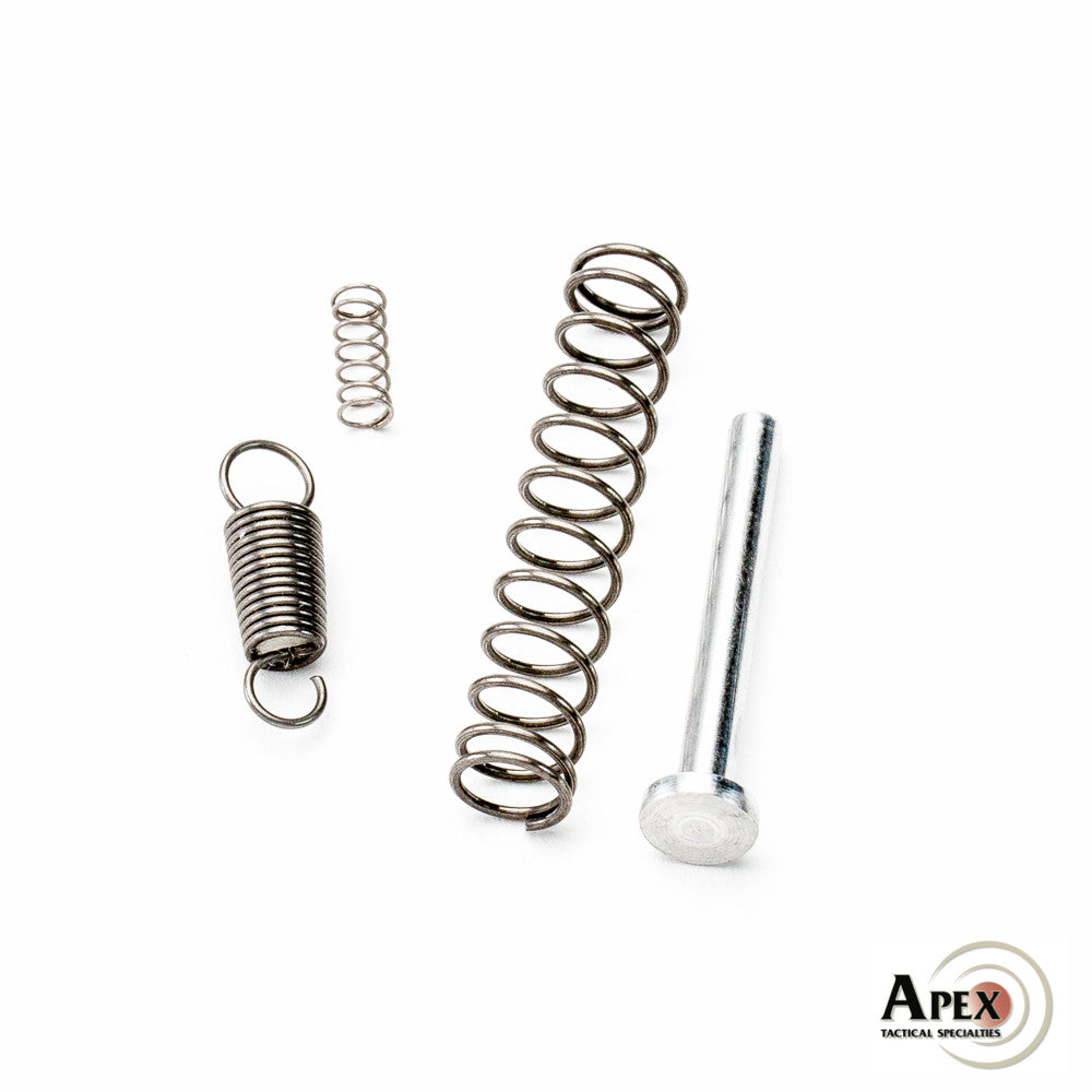 Apex Tactical SD Spring Kit - Canadian Tactical Cowboy Supplies - CTCSupplies.ca