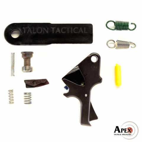 Apex M&P Flat Forward Set Sear & Trigger Kit - Canadian Tactical Cowboy Supplies - CTCSupplies.ca