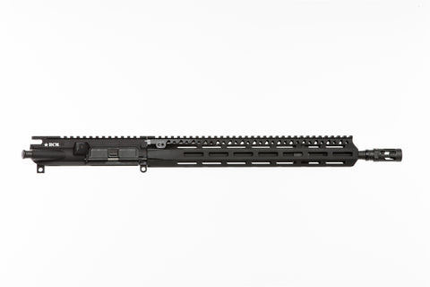 "BCM BFH 14.5"" Mid (Enhanded Lightweight) Upper Receiver Group w/ BCM MCMR-13 Handguard - Canadian Tactical Cowboy Supplies - CTCSupplies.ca"