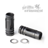 Griffin Armament M4SD II Flash Hider - Canadian Tactical Cowboy Supplies, Ltd. - 1