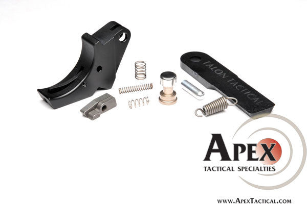 Apex M&P Forward Set Sear & Trigger Kit - Canadian Tactical Cowboy Supplies - CTCSupplies.ca