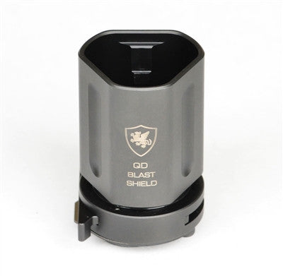 Griffin Armament QD Blast Shield - Canadian Tactical Cowboy Supplies, Ltd. - 1