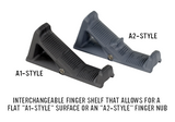 Magpul AFG2 - Angled Fore Grip - Canadian Tactical Cowboy Supplies, Ltd. - 6