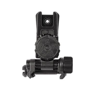 Magpul MBUS Pro LR Adjustable Sight - Rear - Canadian Tactical Cowboy Supplies, Ltd. - 1
