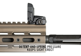 Magpul MBUS Back-Up Sight - Front GEN 2 - Canadian Tactical Cowboy Supplies, Ltd. - 7