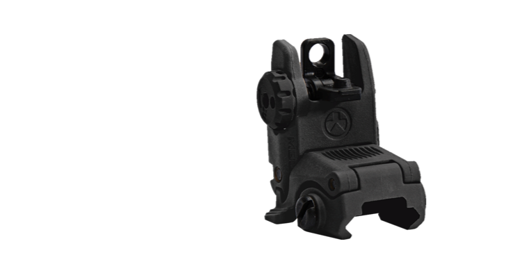 Magpul MBUS Back-Up Sight - Rear GEN 2 - Canadian Tactical Cowboy Supplies, Ltd. - 1