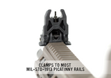 Magpul MBUS Back-Up Sight - Front GEN 2 - Canadian Tactical Cowboy Supplies, Ltd. - 8