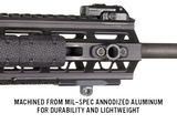 Magpul M-LOK QD Sling Mount - Canadian Tactical Cowboy Supplies, Ltd. - 4