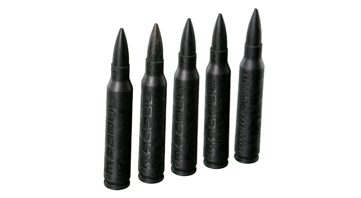 Magpul Dummy Rounds - 5.56x45, 5 Pack - Canadian Tactical Cowboy Supplies, Ltd.