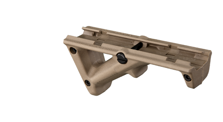 Magpul AFG2 - Angled Fore Grip - Canadian Tactical Cowboy Supplies, Ltd. - 2