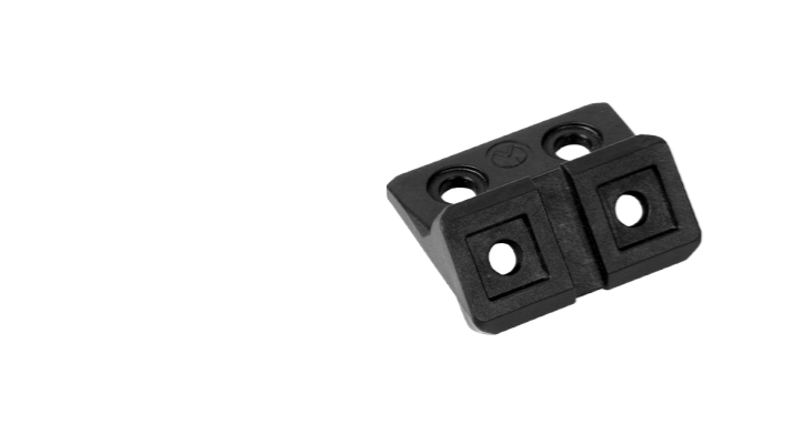 Magpul M-LOK Offset Light Mount, Polymer - Canadian Tactical Cowboy Supplies, Ltd. - 1
