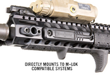 Magpul M-LOK Tape Switch Mounting Plate - Surefire ST - Canadian Tactical Cowboy Supplies, Ltd. - 2