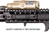 Magpul M-LOK Tape Switch Mounting Plate - Surefire ST - Canadian Tactical Cowboy Supplies, Ltd. - 3