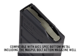 Magpul PMAG 10 7.62 AC – AICS Short Action - Canadian Tactical Cowboy Supplies, Ltd. - 4