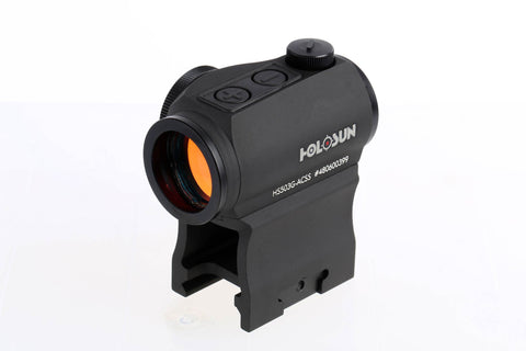 Primary Arms Paralow HS503G Red Dot Sight - ACSS Reticle