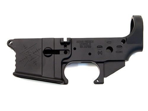 Seekins Precision SP15 Forged AR15 Lower Receiver - Canadian Tactical Cowboy Supplies, Ltd. - 1