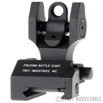 Troy BattleSight Rear Folding - Canadian Tactical Cowboy Supplies, Ltd. - 1