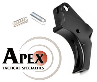 Apex Tactical M&P Aluminum Action Enhancement Trigger - Canadian Tactical Cowboy Supplies - CTCSupplies.ca
