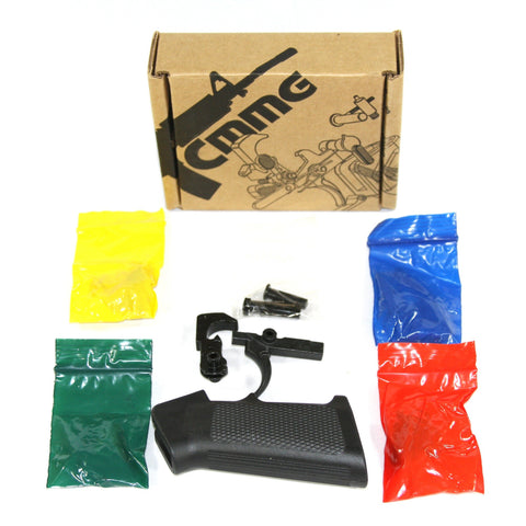 CMMG 308 AR Lower Parts Kit (LPK) - Canadian Tactical Cowboy Supplies - CTCSupplies.ca