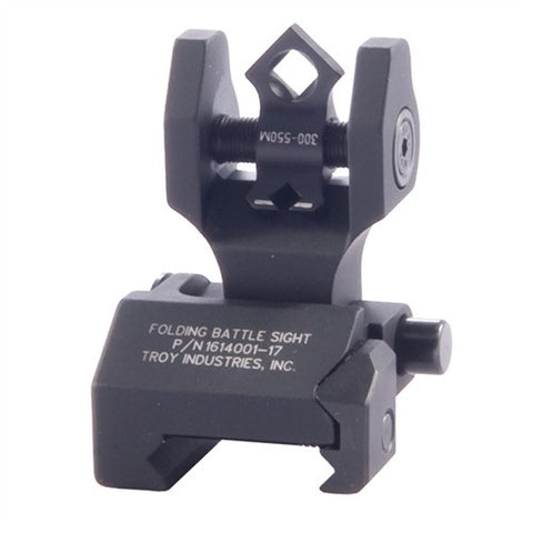 Troy BattleSight Rear Di-Optic Aperture (DOA) - Canadian Tactical Cowboy Supplies, Ltd. - 1