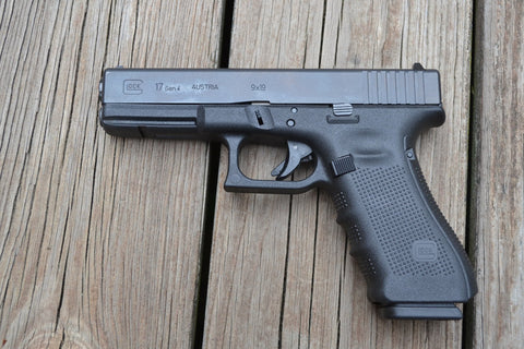 Glock 17 Gen 4 - 9mm - Canadian Tactical Cowboy Supplies, Ltd.