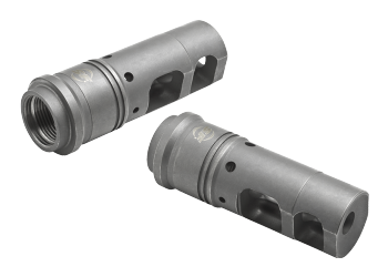 SureFire SOCOM MB Muzzle Brake SR-25 (3/4x24) - Canadian Tactical Cowboy Supplies, Ltd.