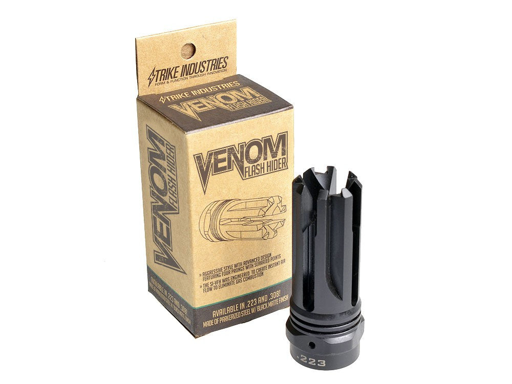 Strike Industries Venom Flash Hider (.223/5.56)