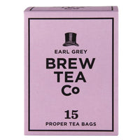 Teabags, Earl Grey Box of 15