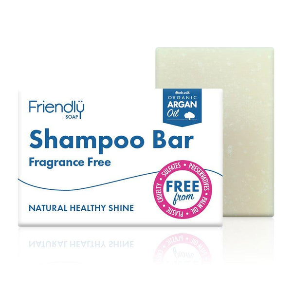 Shampoo Bar, Fragrance Free