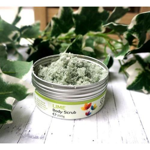 Lime Body Scrub 200g