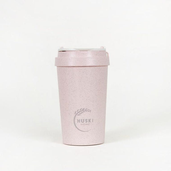 Rice Husk Travel Cup 400ml - Rose